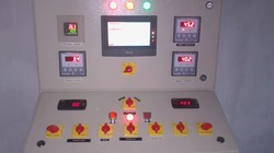 Wood Seasoning Plant Automation Panel