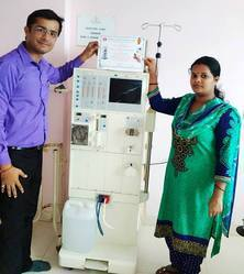 Installation at  Balaji Healthcare Limited ¿¿¿ Vasind