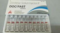 Diclofenac Sodium Aqua Injections