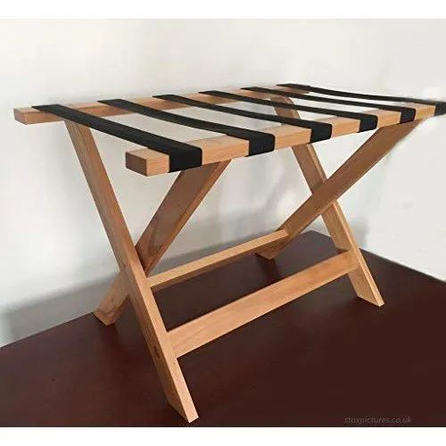 Brown Modern Wooden Folding Table Rs
