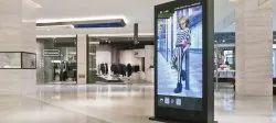 Airport Digital Standee