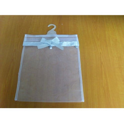 Transparent Hanger Bag