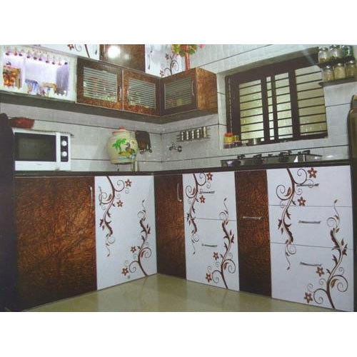 Kaka Pvc Kitchen Furniture: PVC Kaka Kitchen At Rs 300 /square Feet