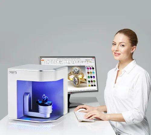 Jewellery 3D Scanner