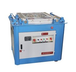 Bar Cutting & Bending Machine
