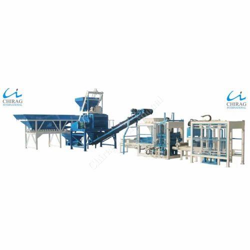 Chirag International Fully Automatic Hydraulic Paver Block