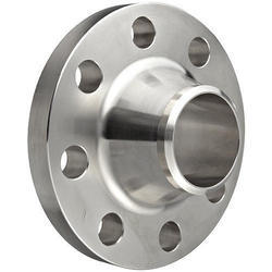 Stainless Steel Weld-Neck Flanges
