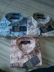 Printed Party Lishwan Mens Wear