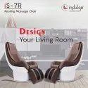 Powermax Indulge  Luxurious Rocking Massage Chair