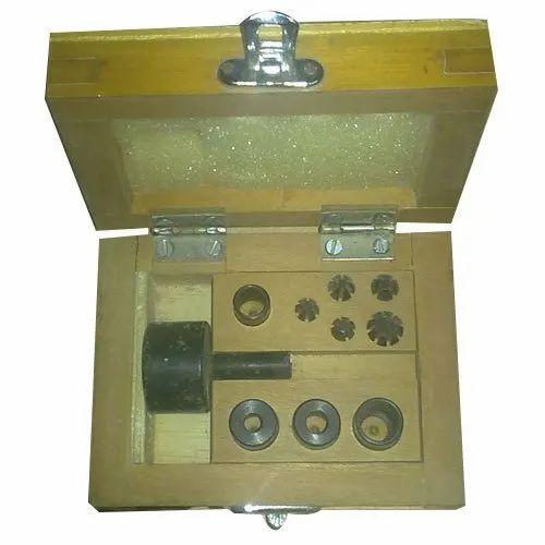 Machine Tool Wooden Box