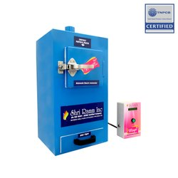 Portable Electrical Sanitary Napkin Burning Machine