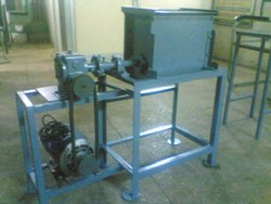 Cattle Feed Manual Setup 750 Kg/Hr