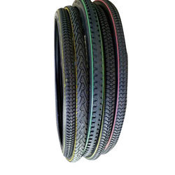 Rubber Bicycle Tyres