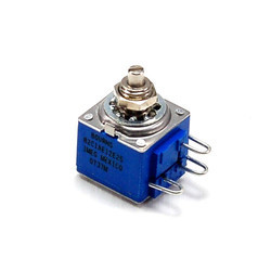 Conductive Plastic Rotative Potentiometer