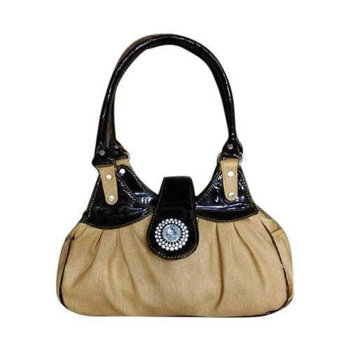 Synthetic Leather Ladies Partywear Handbag f7217f3becd2c