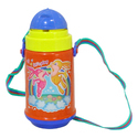 Plastic Round School Bottle, For Drinking Water, Capacity: 600 Ml