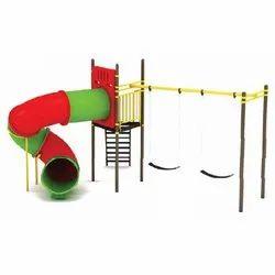 OKP-EMS-18 Ok Play Sliding And Swinging