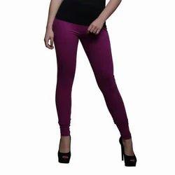 Red Chilli Lycra Sinker Ladies Ankle Length Casual Leggings