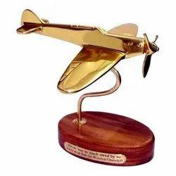Brass Spitfire