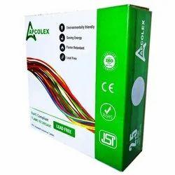 Apcolex 2.5 Sq Mm Housing Electric Copper Wire