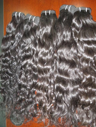 100% Temple Indian Human Double Weft Wavy Hair Whole Sale Hair King Review