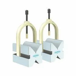V Block with Clamps