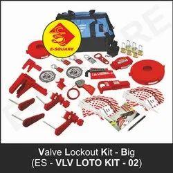 Big Valve Lockout Kits