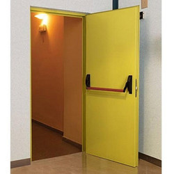 Ms Safety Door, Thickness: Up To 10 Mm