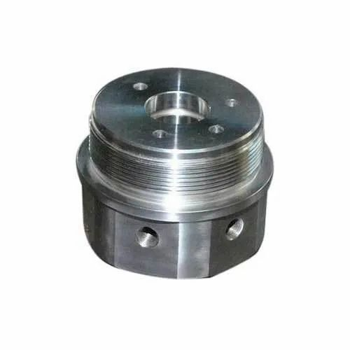 Mild Steel Precision CNC Milling Components, Packaging Type: Carton Box