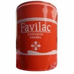 Industrial Red Oxide Synthetic Enamel Paint, Packaging Type: Drum