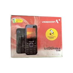 Videocon Cell Phone, Memory Size: 32GB, Screen Size: 2.4 Inches