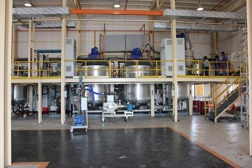 Automatic Grease Plant