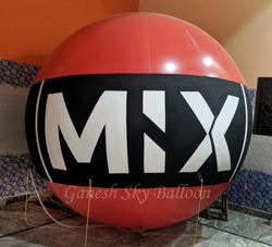 Mix Advertising Sky Balloons