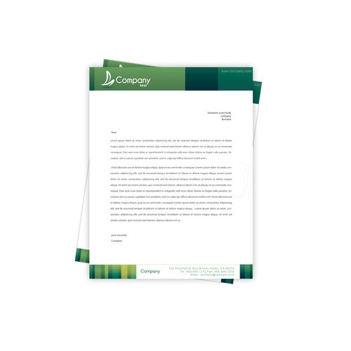 Professional letterhead paper from at rs 25 piece paper professional letterhead paper from spiritdancerdesigns