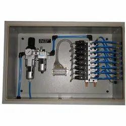 Mild Steel Pneumatic Control Panel
