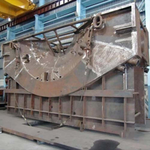 Iron Fabrication Work