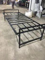 Metal Leg Folding Bed