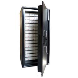 Steel Safe Industries Safe Deposit Locker
