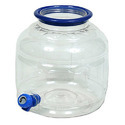 Transparent Water Dispenser Jar