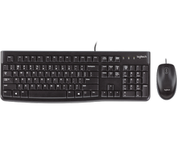 USB Keyboard Mouse Combo