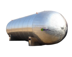 Sam Puf Insulated Tanks, Capacity: 1 MT to 300 MT