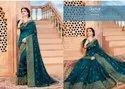 Fancy Silk Party Wear Saree