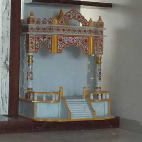 Puja Place - Marble temple Manufacturer from Gandhidham
