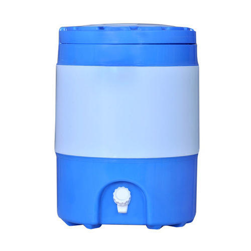 18f6b5af4d Blue Insulated Water Jug, Capacity: 20 L, Rs 450 /piece, Jainam ...
