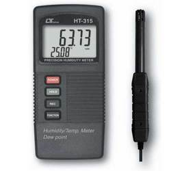 Pocket Humidity and Temperature Meter