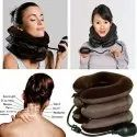 3-Layers Portable Neck Pillow Neck Massager for Cervical Spine