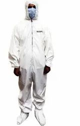 Washable PPE Kit Coverall For Beauty Parlour,Salon Staff