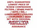 Air Filters Of Ingersoll Rand Screw Compressor