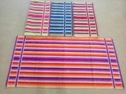 Cotton Stripe 3060 Multi Colour Turkish Terry Towel