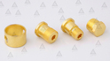 Brass Plug Female Stop End